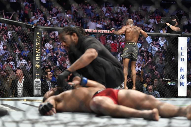 Vezi toate rezultatele de la UFC 261: Kamaru Usman vs Jorge Masvidal 2 (VIDEO)