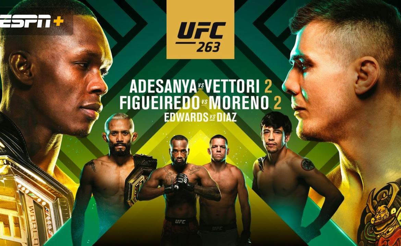 Urmeaza UFC 263: israel Adesanya vs Marvin Vettori 2. Revine si Nate Diaz in actiune! (VIDEO)