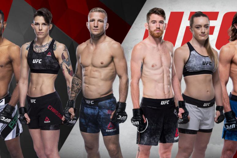 Urmeaza gala UFC on ESPN 27: Cory Sandhagen vs TJ Dillashaw (VIDEO)