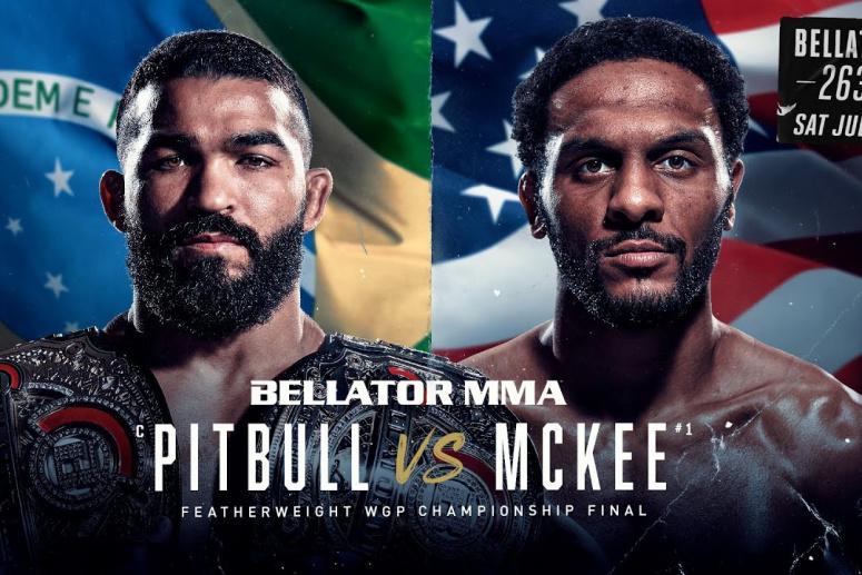 Urmeaza Bellator 263: Patricio Pitbull vs AJ McKee! Castigatorul pleaca acasa cu $1 million! (VIDEO)