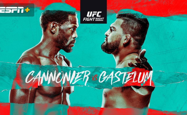 Urmeaza gala UFC on ESPN 29: Jared Cannonier vs. Kelvin Gastelum