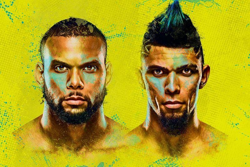 Urmeaza gala UFC Fight Night: Thiago Santos vs. Johnny Walker
