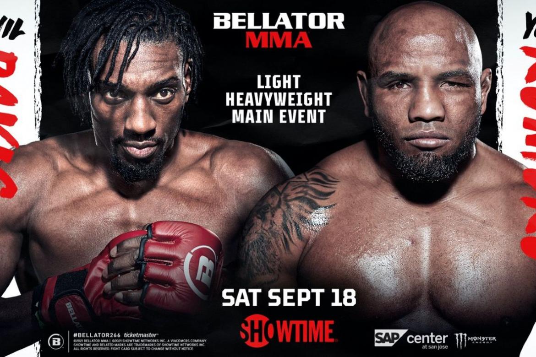 Yoel Romero va debuta in Bellator in acest weekend!