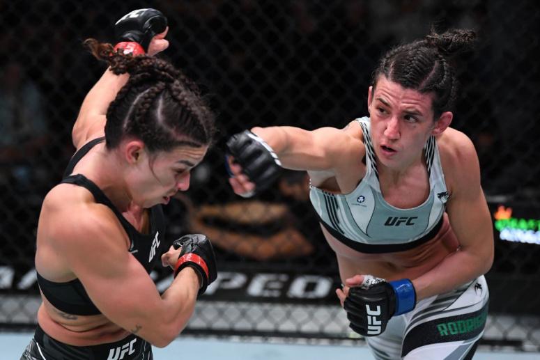 Vezi rezultatele de la gala UFC Vegas 39: Mackenzie Dern vs Marina Rodriguez (VIDEO)